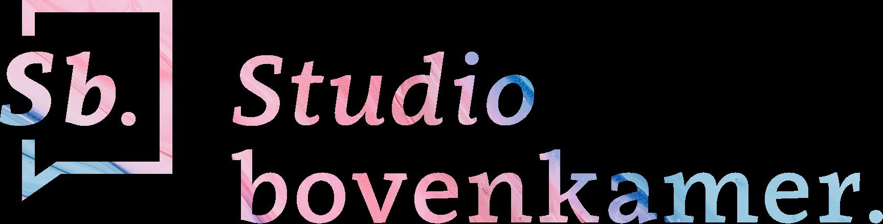 Studio Bovenkamer logo loading